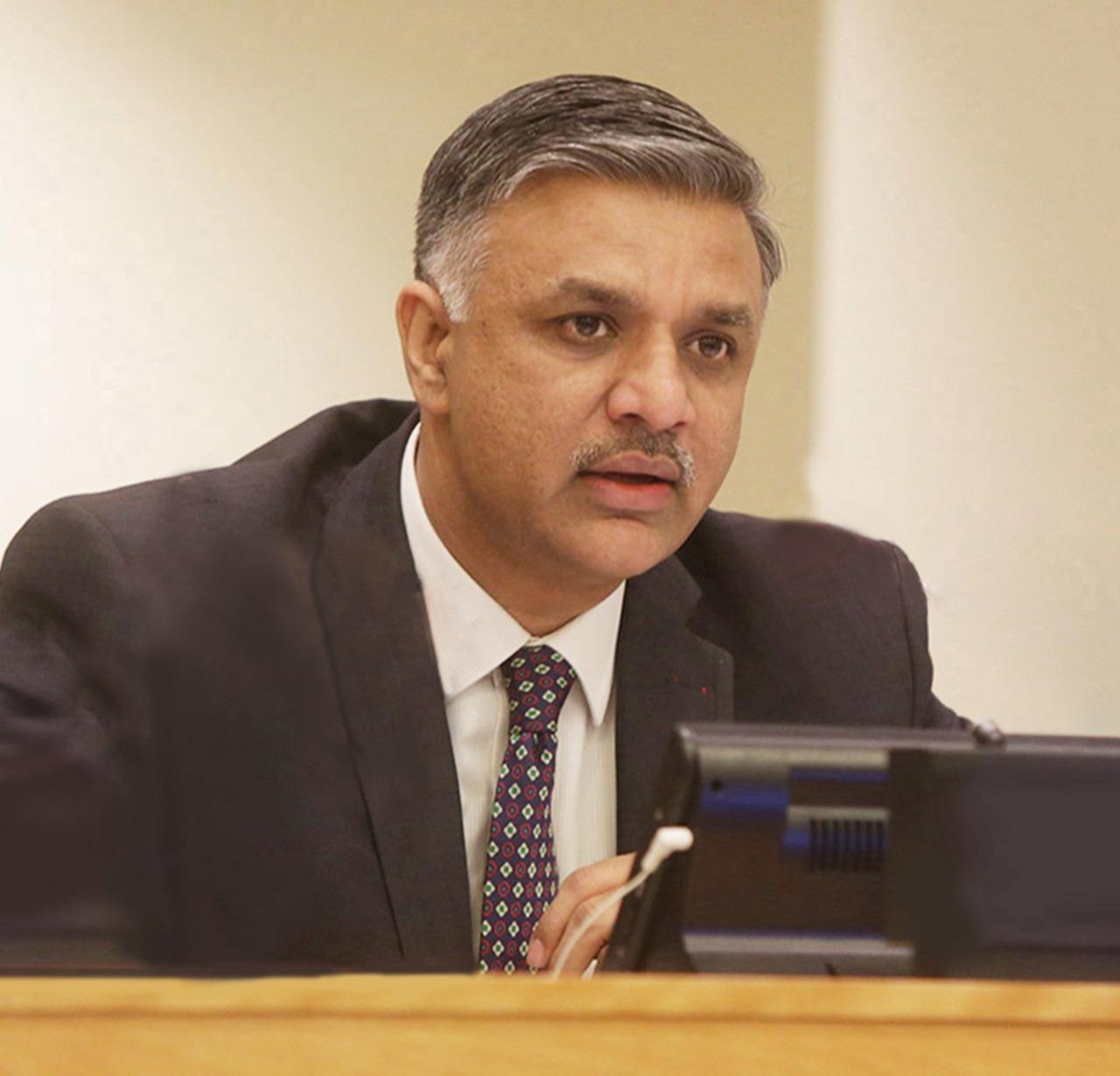 Prof. Sachin Chaturvedi